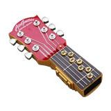Guitare infrarouge d'air