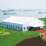 De Tent van de markttent