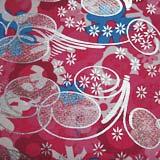 Tissu de dorure de polyester