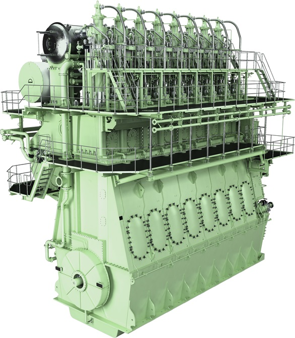 Marine Engine - SHANGHAI HUCHUAN HEAVY INDUSTRY CO., LTD.