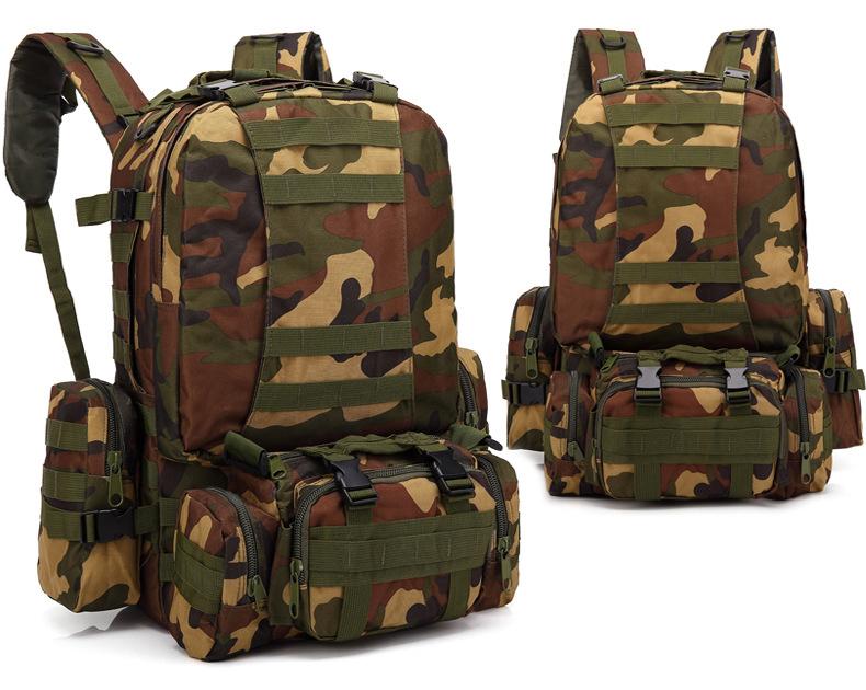 Tactical Backpack - Changshu Crown Luggage Manufacturing Co., Ltd.