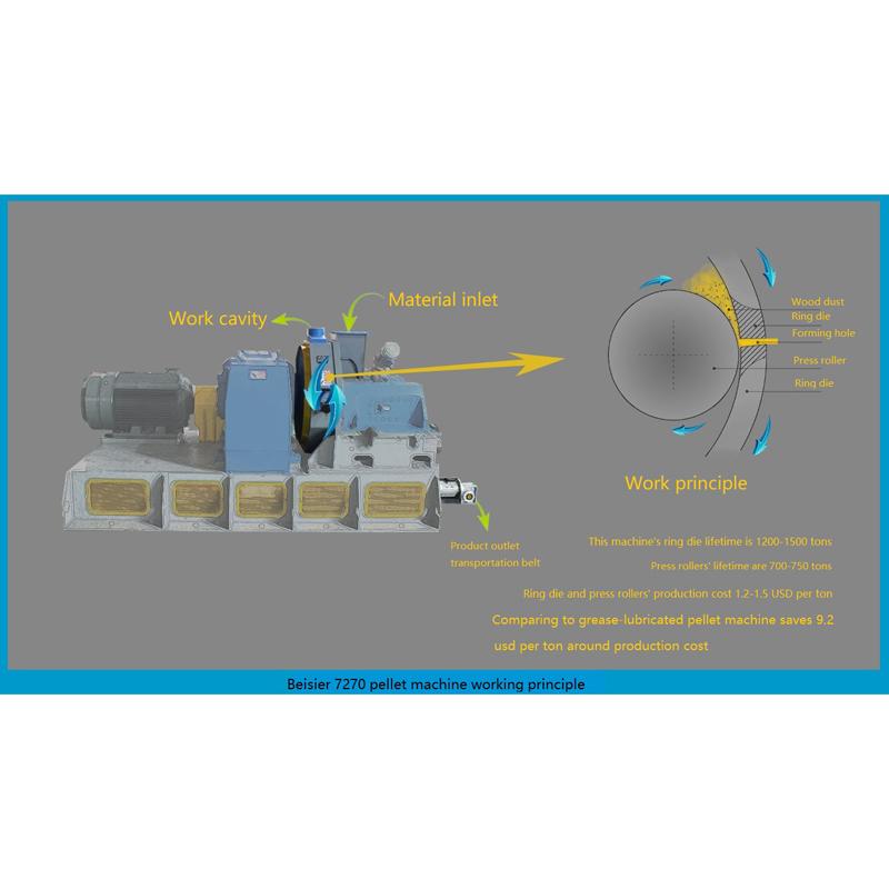 Pelletizer - Wuxi Baisire Precision Machinery Co., Ltd.