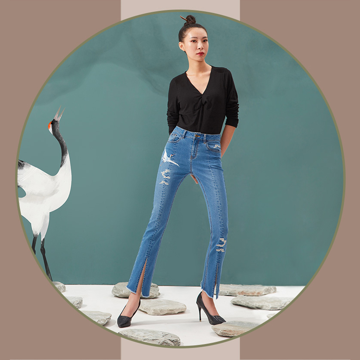 Jean - Shandong Pop Jeans Intelligent Manufacturing Co., Ltd.
