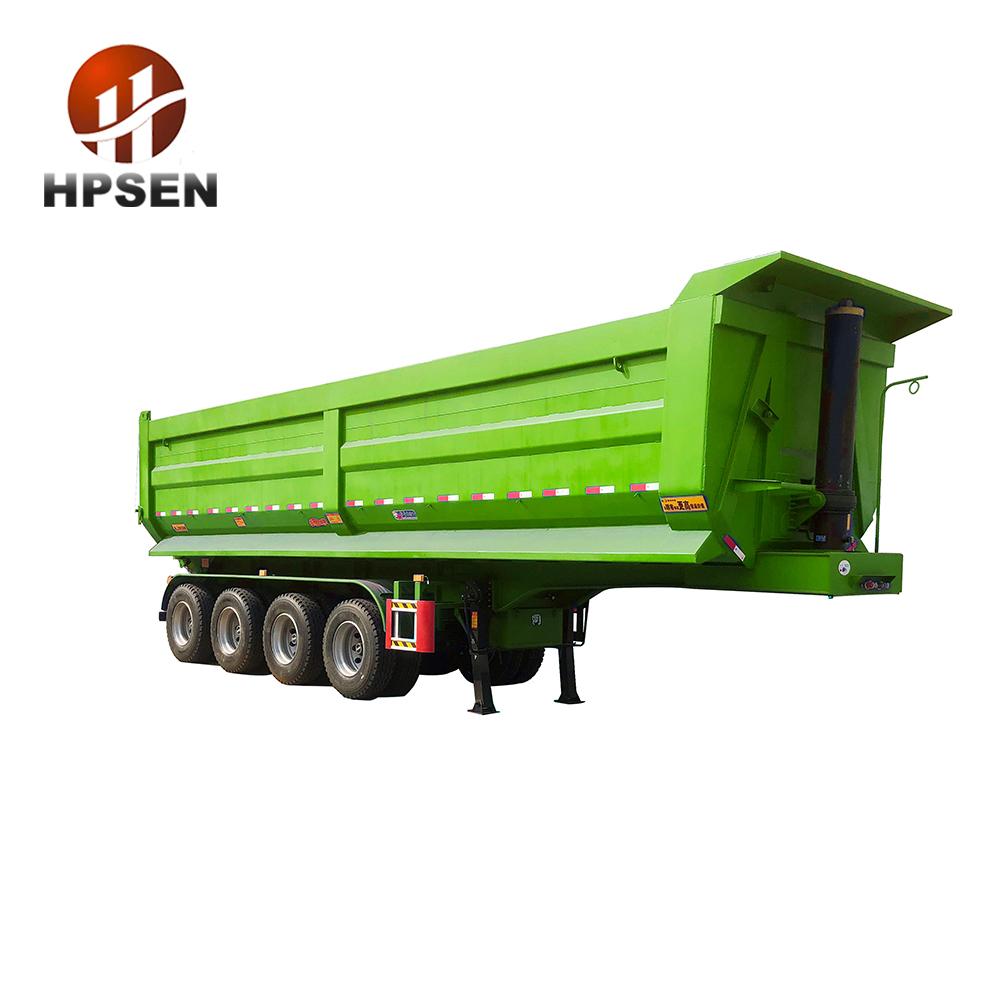 Semi Trailer - HPSEN (Qingdao) Industry & Trade Co., Ltd.