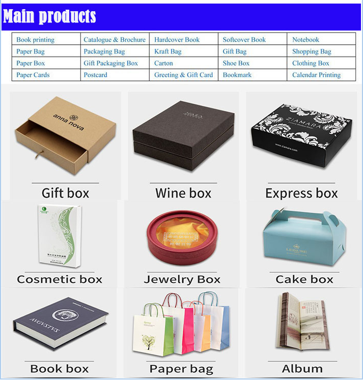Gift Box - Shenzhen Meirui Printing and Packing Technology Co., Ltd.