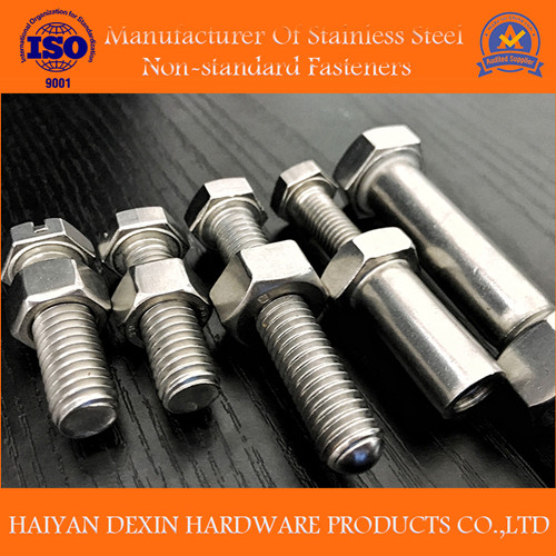 Hex Bolt - Haiyan Dexin Hardware Products Co., Ltd.