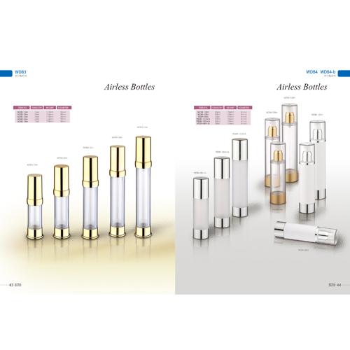 Airless Bottle - Yuyao Weida Sprayer Co., Ltd.