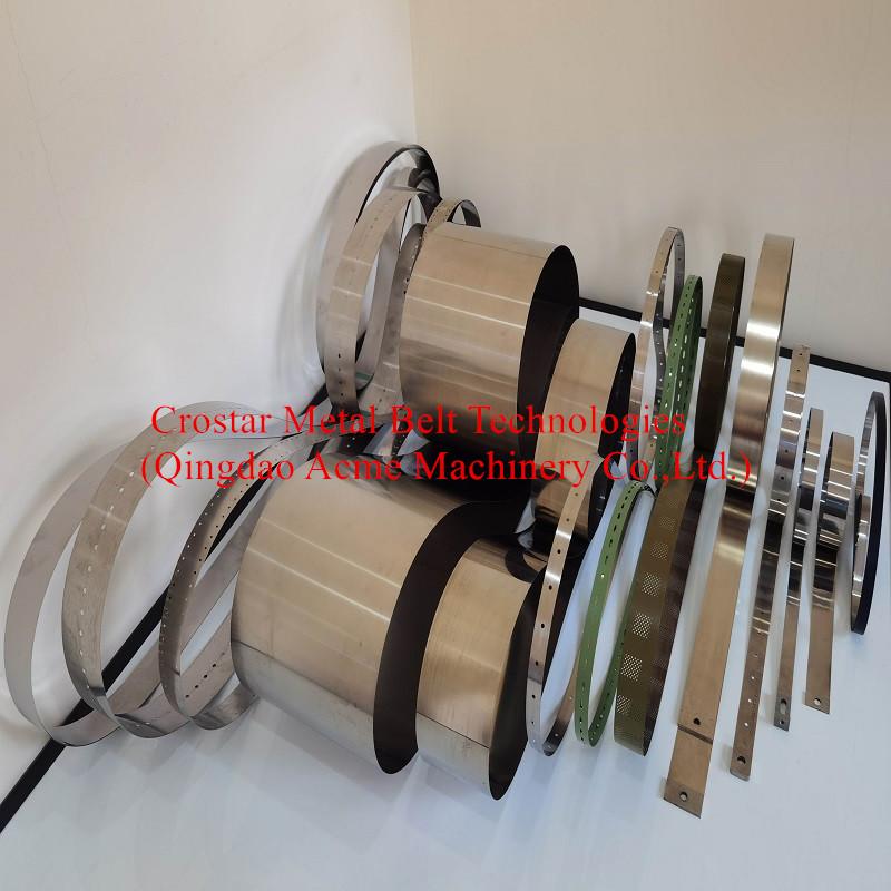 Steel Belt - Qingdao Acme Machinery Co., Ltd.
