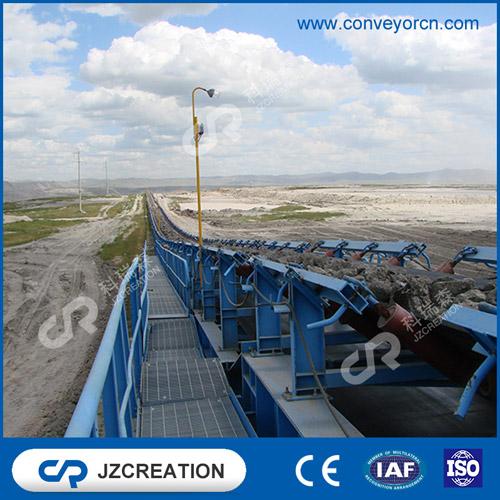 Belt Conveyor - JIAOZUO CREATION HEAVY INDUSTRY CO., LTD.