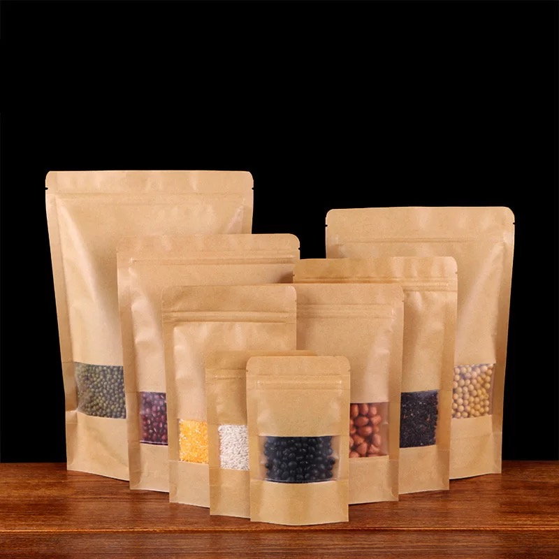 Kraft Paper Bag - Jiang Su Sunflower Packaging Co., Ltd.