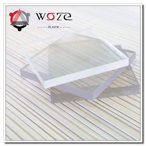 Polycarbonate Sheet - Woze (Tianjin) Import & Export Co., Ltd.