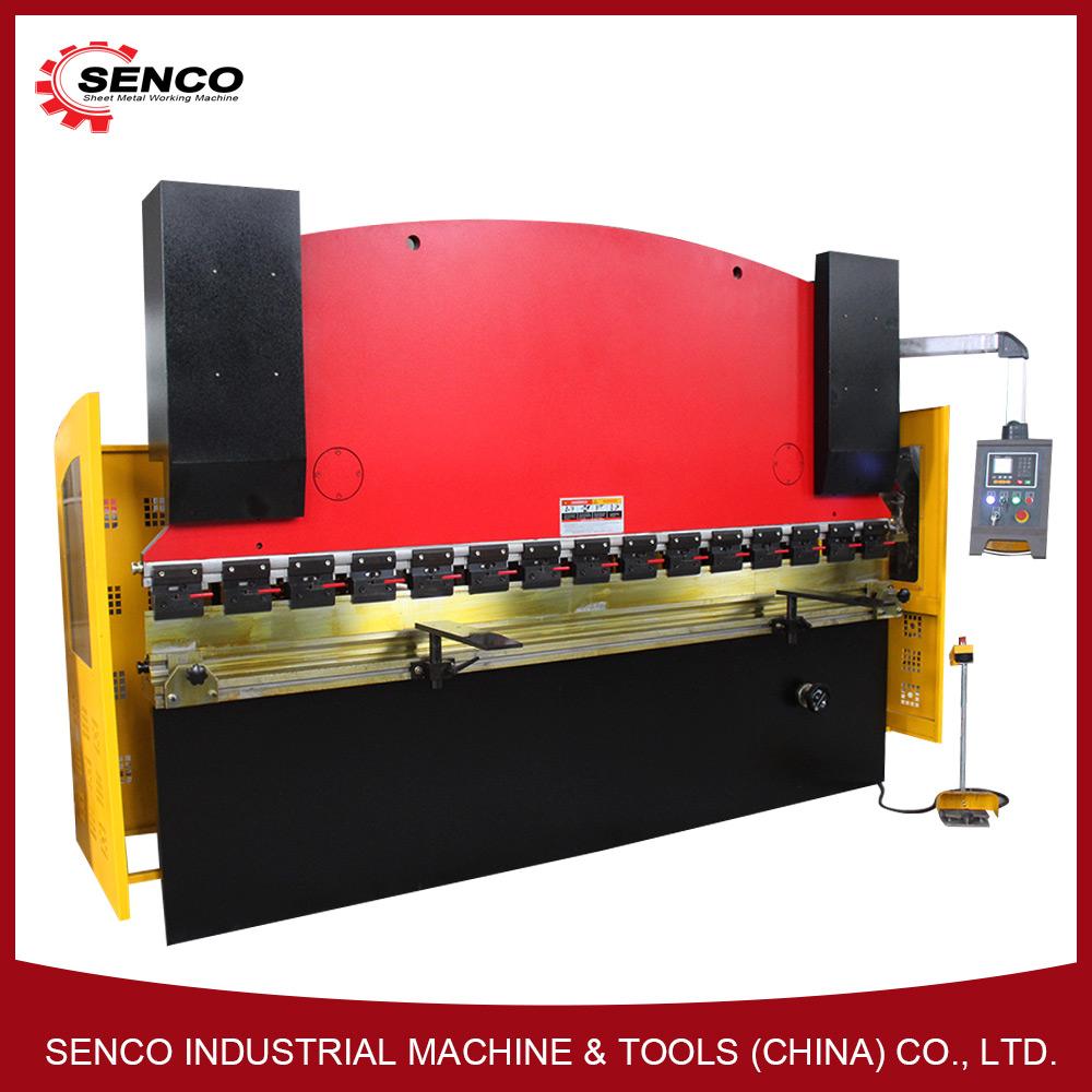 Hydraulic Press Brake - SENCO INDUSTRIAL MACHINE & TOOLS (CHINA) CO., LTD.