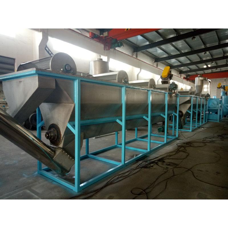 Plastic Recycling - Zhangjiagang City Benk Machinery Co., Ltd.