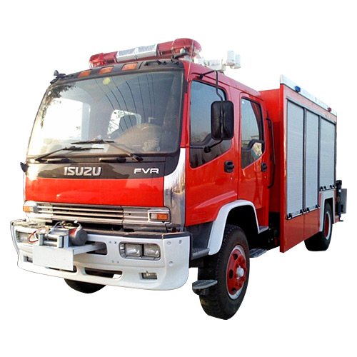 Fire Truck - Chengli Special Automobile Factory