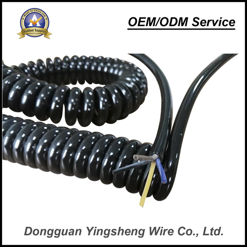 Spiral Cable - Dongguan Yingsheng Wire Co., Ltd.