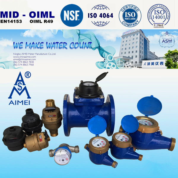 Water Meter - Ningbo Aimei Meter Manufacture Co., Ltd.