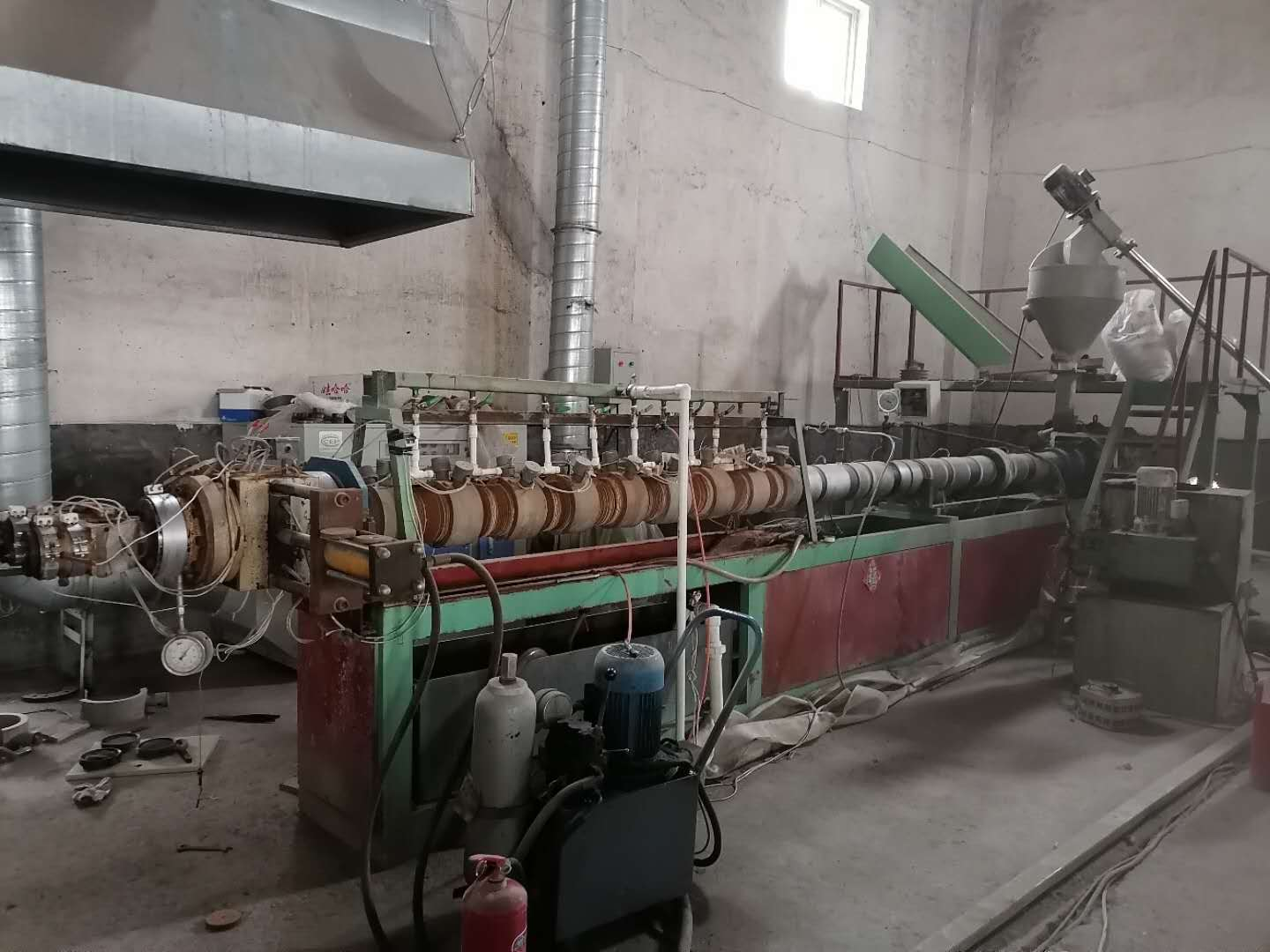 Pipe Production Machine - Qingdao Tanshi Machinery Co., Ltd.
