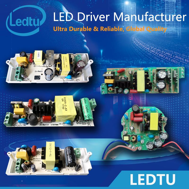 Adapter - ANHUI LEDTU ELECTRONIC TECHNOLOGY CO., LTD.