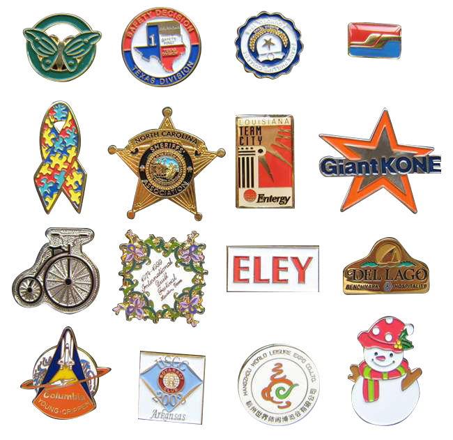 Lapel Pin - AQ Pins&Gifts Co., Ltd.