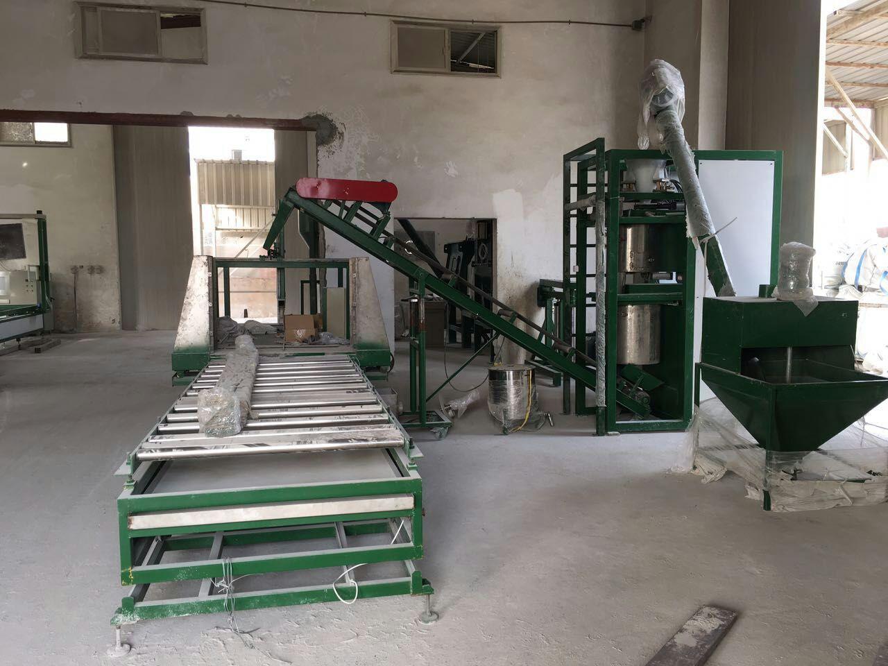 EPS Machine - Lanxi Green Building New Material Co., Ltd