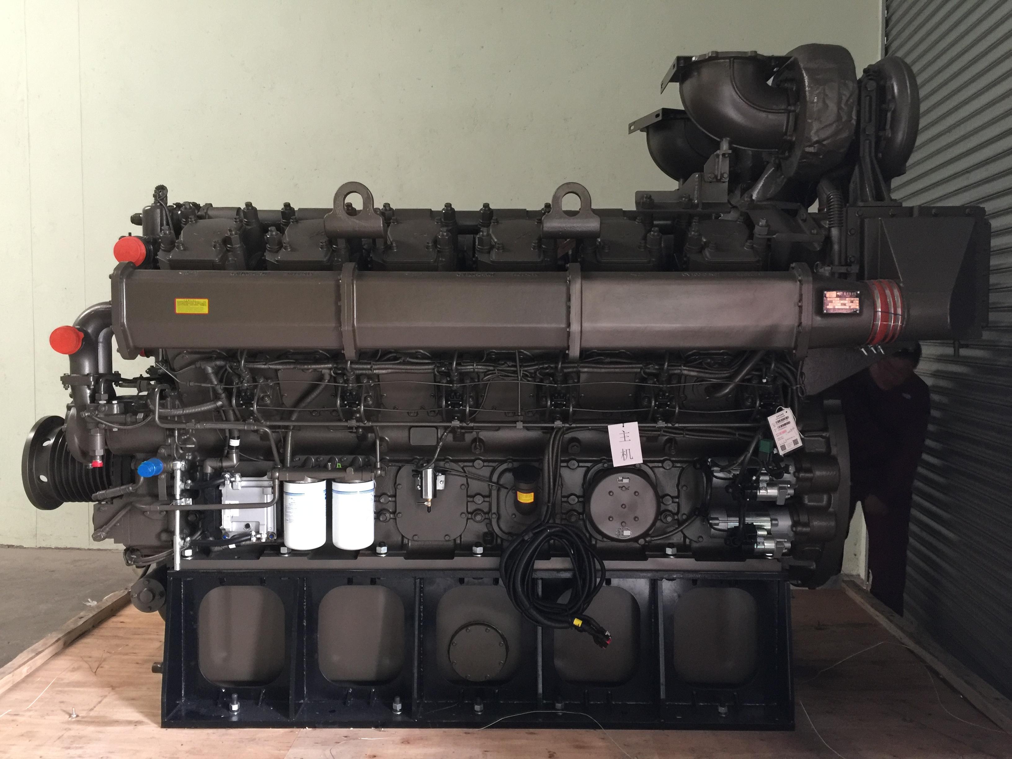 Marine Engine - Shenzhen Mains Power Co., Limited